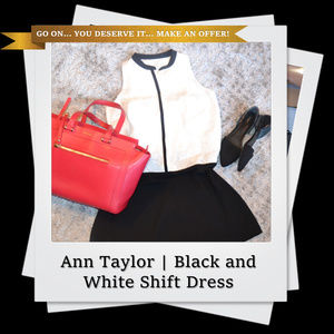 EUC | Ann Taylor LOFT Shift Dress
